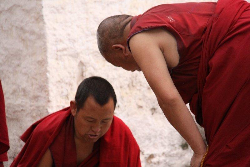 monastic instruction