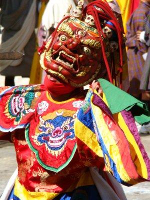 Dancing monk 01