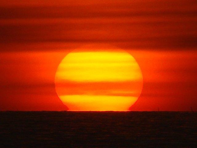 Big Lanta sunset