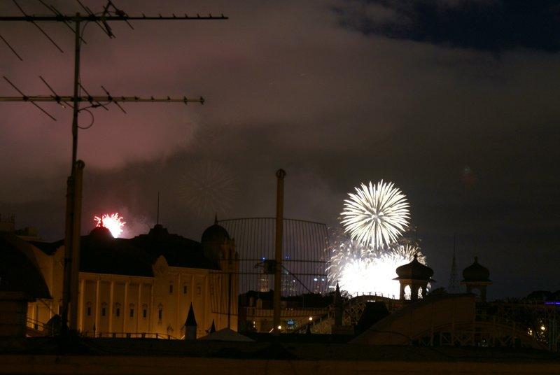 Australia Day fireworks 01