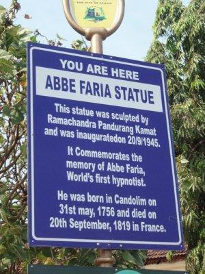 Abbe Faria