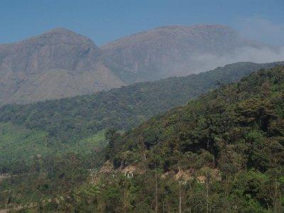 Anamudi - the highest peak in Southern India