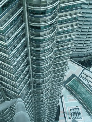 Petronas Towers Structure - Amazing