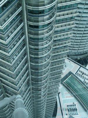 Petronas Towers Structure - Amazing