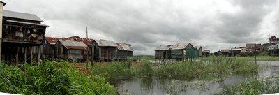 Water Village Pan