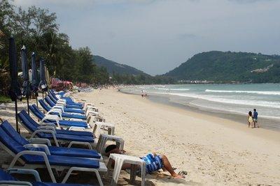 Patong Beach, Puckett