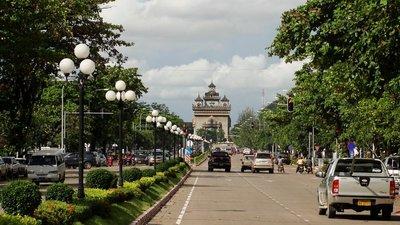 Vientiane Main Street