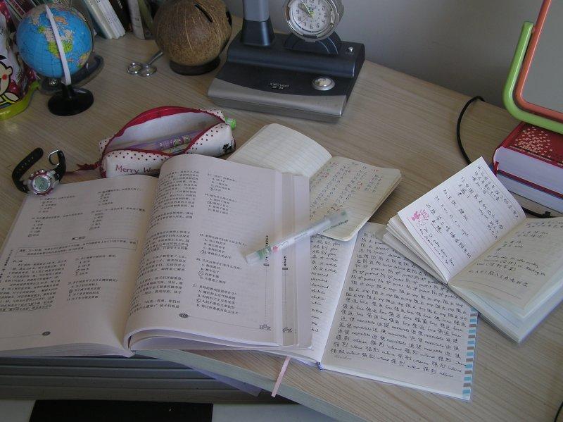 HSK Study Materials