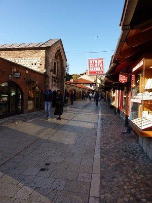 Sarejevo old town
