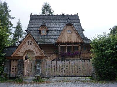 Zakopane house