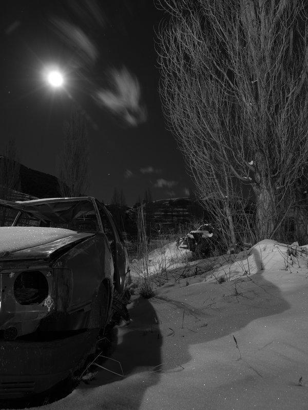 iced night