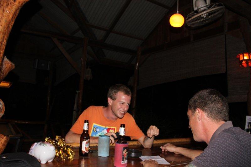 Bartender&Svenske@Roger That!