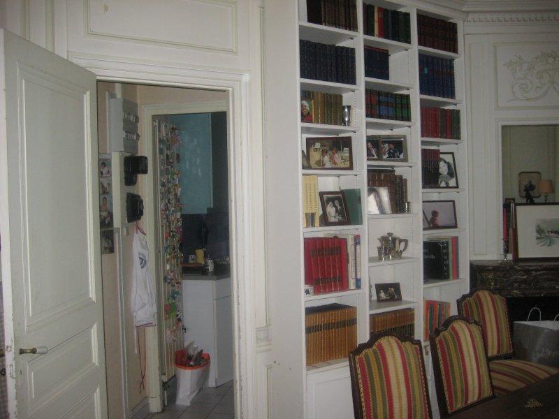 Dining Room Bookshelf