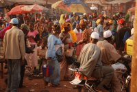 market in Timbi