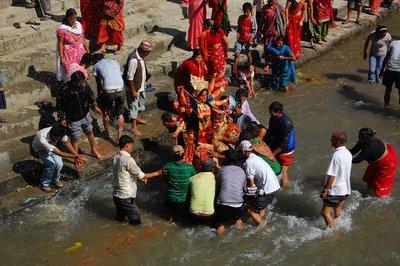 Durga Puja - Kathmandu