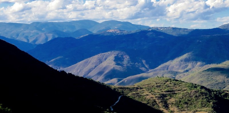 View from Jaguar Moutain