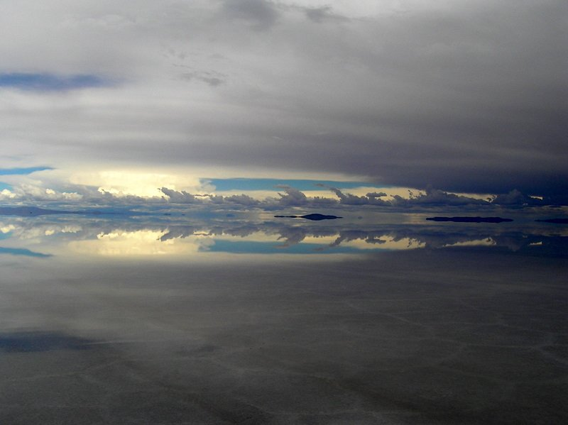 Clouds and Reflections