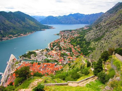 Kotor and Bay