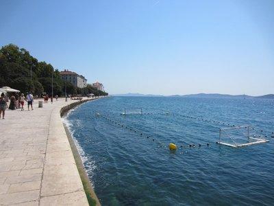 Zadar Promenade