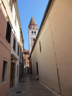 Zadar streets