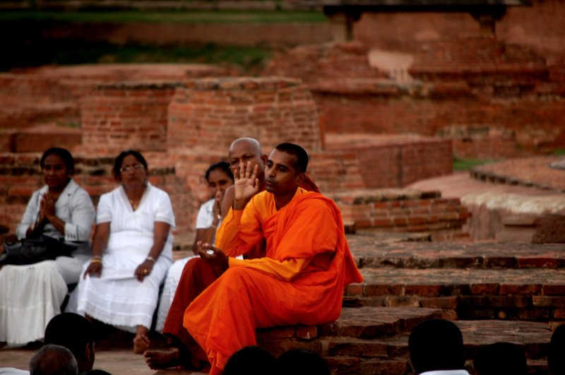 the first teaching of Dharma