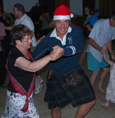 Dancing with GranPat