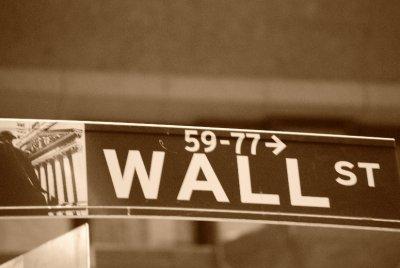 Visiting Wall St