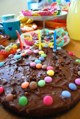 Amelie's 3rd birthday cake
