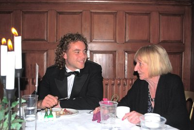 Aunt Me and I at my sister Lizzie's wedding last year