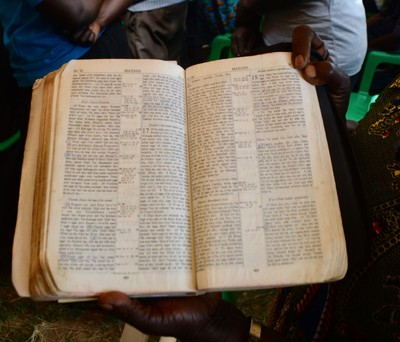 The Lugbara Bible
