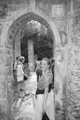 Visiting Gede Ruins, an ancient Swahili town