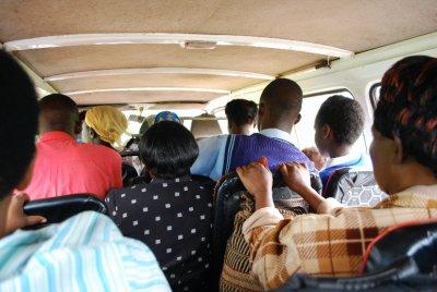 The matatu trip