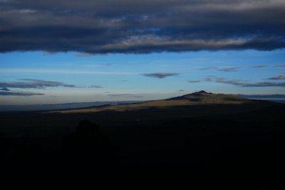 Morning Sunshine, Mount Longonot