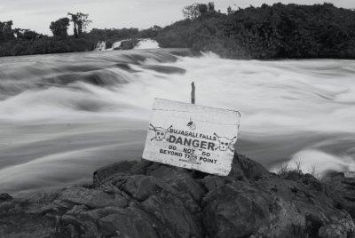Bujungali falls