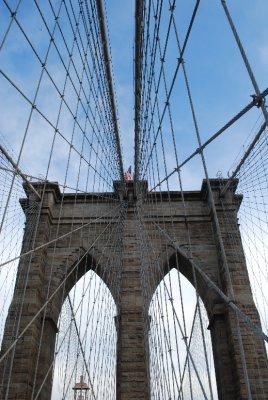 Getting Arty with Brooklyn Bridge