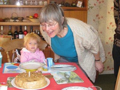 Granny's birthday