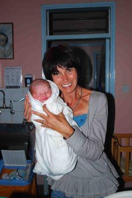 midwife Karin
