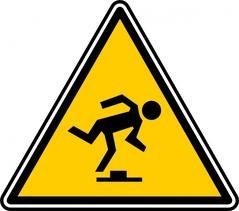 Trip-hazards for stick-men
