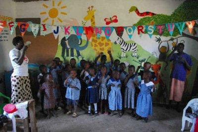 orongo classroom