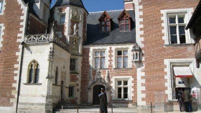 Da Vinci's House
