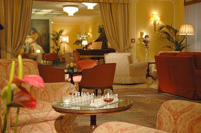 Lounge hotel Rome