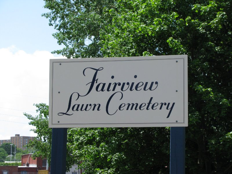 Fairview Lawn Cemetary