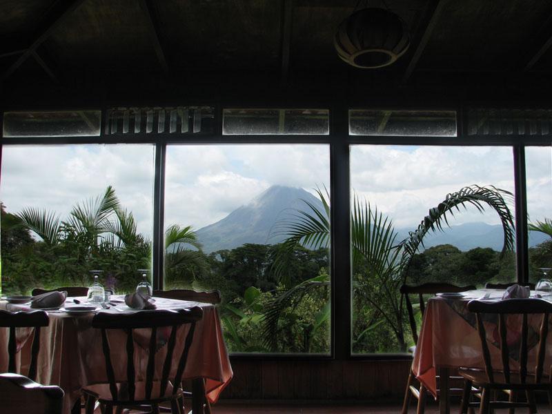 Hotel Arenal Inn Restaurant
