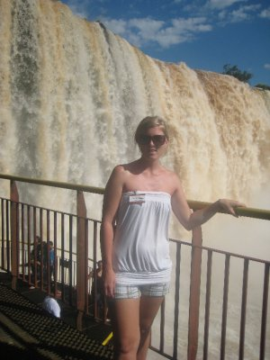 Las Cataratas, Foz do Iguazu, Brasiliansk side