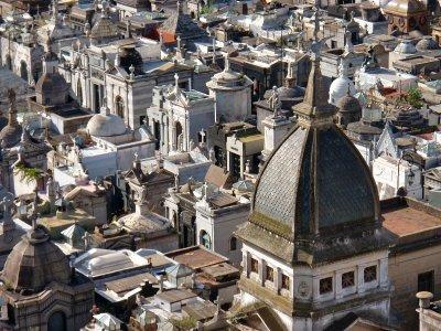 Recoleta cementerio