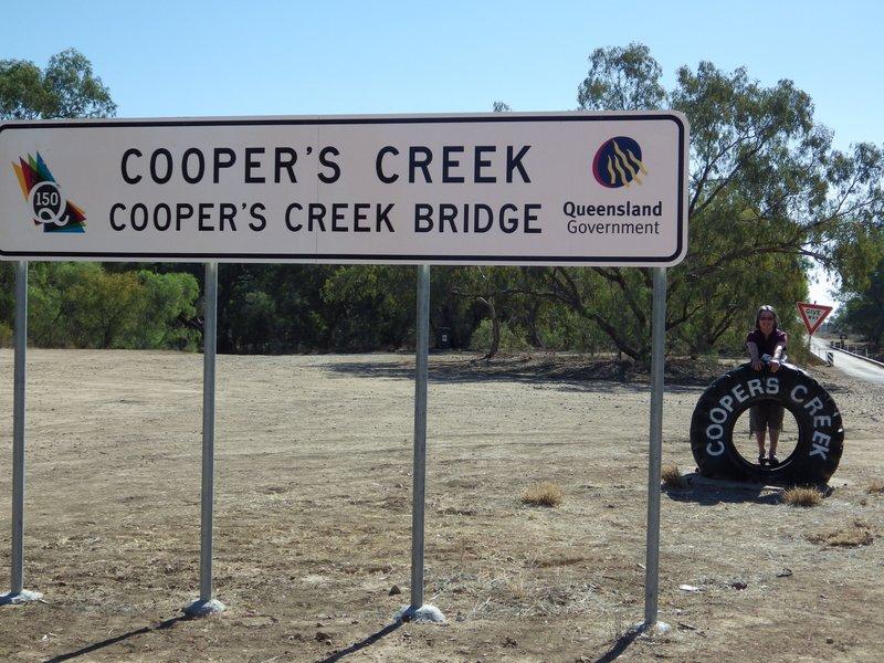 Hiroe at Coopers Creek