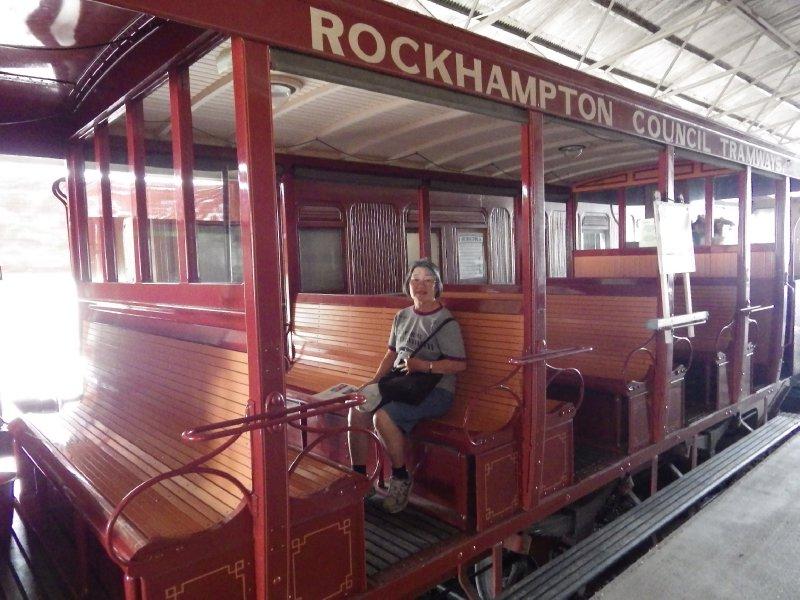 2013 Sep 9 Hiroe in Old Steam Tram