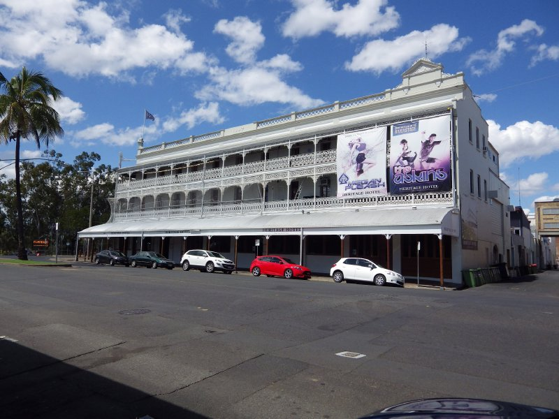 2013 Sep 9 Heritage Hotel Rockhampton