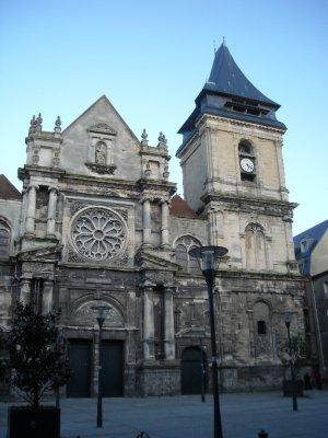 L'église Saint Rémy