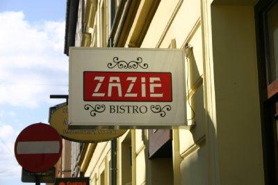 A Krakow restaurant inspired by Zazie dans la metro